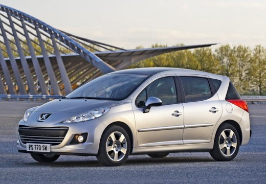 New Peugeot 207 SW Estate Diesel 5