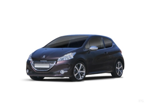 new peugeot 208 1 2 puretech 110bhp allure s s. Black Bedroom Furniture Sets. Home Design Ideas