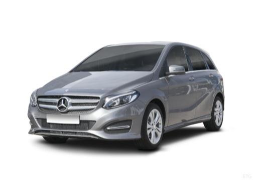 Image of Mercedes-Benz B Class