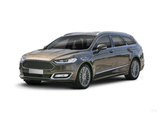 Image of Ford Mondeo