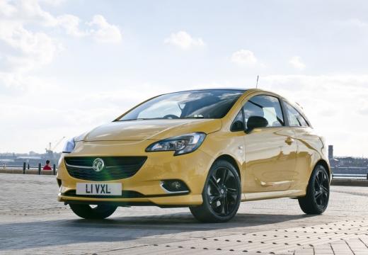 Image of Vauxhall Corsa