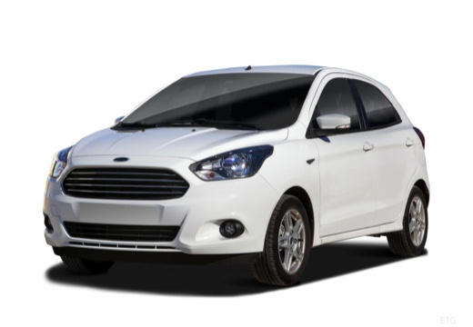 Image of Ford KA