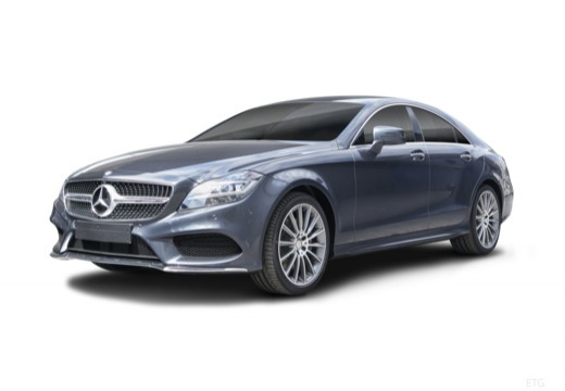 Image of Mercedes-Benz CLS Class