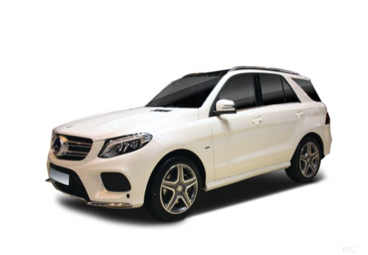 Image of Mercedes-Benz GLE Class