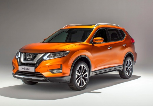 Image of Nissan X Trail