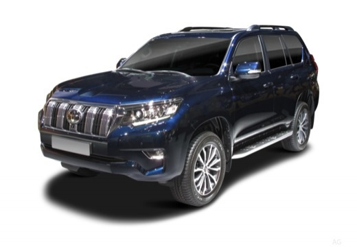 Image of Toyota Land Cruiser