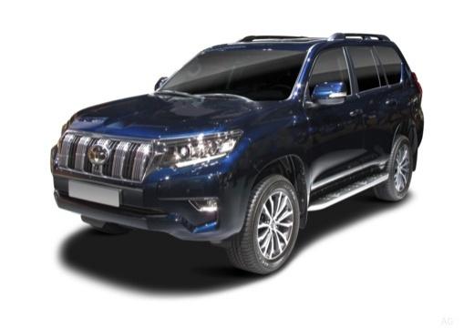 Image of Toyota Land Cruiser