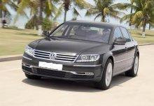 New Volkswagen Phaeton Saloon Diesel 4 Doors