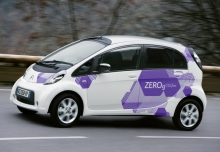 New Citroen C-Zero Hatchback Electric 5 Doors