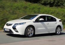 New Vauxhall Ampera Hatchback P/Electric 5 Doors