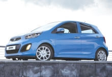 New Kia Picanto Hatchback Petrol 3 Doors