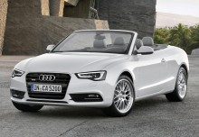 New Audi A5 Convertible Diesel 2 Doors