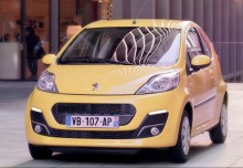 New Peugeot 107 Hatchback Petrol 3 Doors