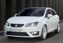 New SEAT Ibiza Hatchback Petrol 3 Doors