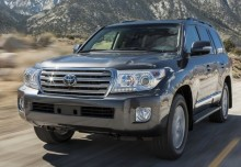 New Toyota Land Cruiser Amazon 4x4 Diesel 5 Doors