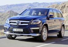 New Mercedes-Benz GL-Class 4x4 Diesel 5 Doors