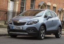 New Vauxhall Mokka Hatchback Petrol 5 Doors