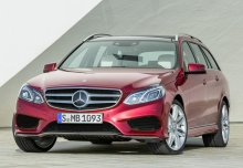 New Mercedes-Benz E-Class Estate Petrol 5 Doors