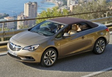 New Vauxhall Cascada Convertible Diesel 2 Doors