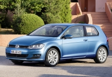 New Volkswagen Golf Hatchback Diesel 3 Doors