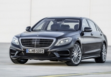 New Mercedes-Benz S-Class Saloon D/Electric 4 Doors