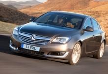 New Vauxhall Insignia Hatchback Petrol 5 Doors