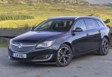New Vauxhall Insignia Estate Diesel 5 Doors