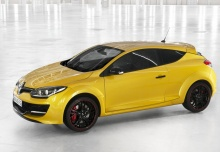 New Renault Megane Coupe Diesel 3 Doors