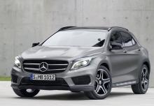 New Mercedes-Benz GLA-Class 4x4 Diesel 5 Doors