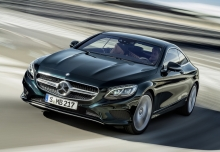 New Mercedes-Benz S-Class Coupe Petrol 2 Doors