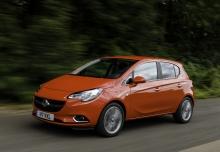 New Vauxhall Corsa Hatchback Petrol 5 Doors