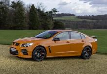 New Vauxhall VXR8 Saloon Petrol 4 Doors