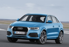 New Audi Q3 4x4 Petrol 5 Doors