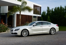 New BMW 6 Series Coupe Petrol 4 Doors
