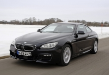 New BMW 6 Series Coupe Petrol 2 Doors