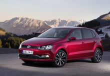 New Volkswagen Polo Hatchback Petrol 5 Doors