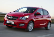 New Vauxhall Viva Hatchback Petrol 5 Doors