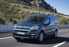 New Citroen Berlingo Estate Petrol 5 Doors