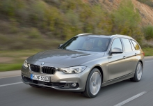 New BMW 3 Series Estate Petrol 5 Doors