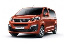 New Peugeot Traveller MPV Diesel 5 Doors