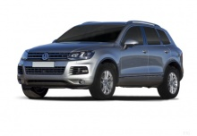New Volkswagen Touareg 4x4 P/Electric 5 Doors