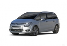 New Citroen Grand C4 Picasso MPV Diesel 5 Doors