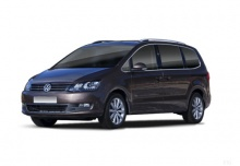 New Volkswagen Sharan MPV Diesel 5 Doors