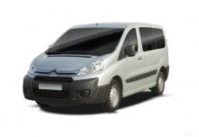 New Citroen Dispatch MPV Diesel 5 Doors