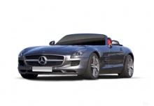 New Mercedes-Benz SLS Convertible Petrol 2 Doors
