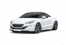 New Peugeot RCZ Coupe Diesel 2 Doors
