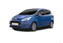 New Ford B-Max MPV Petrol 5 Doors