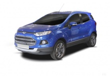 New Ford EcoSport Hatchback Petrol 5 Doors