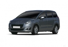 New Peugeot 5008 MPV Petrol 5 Doors