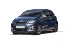 New Peugeot 108 Hatchback Petrol 3 Doors